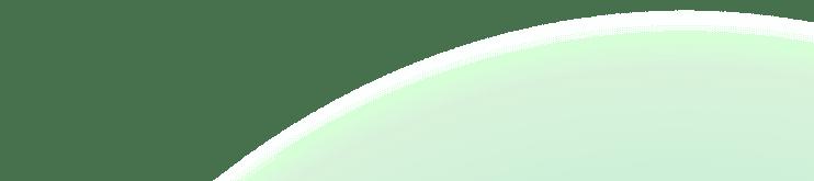 Hamburger menu gradient background