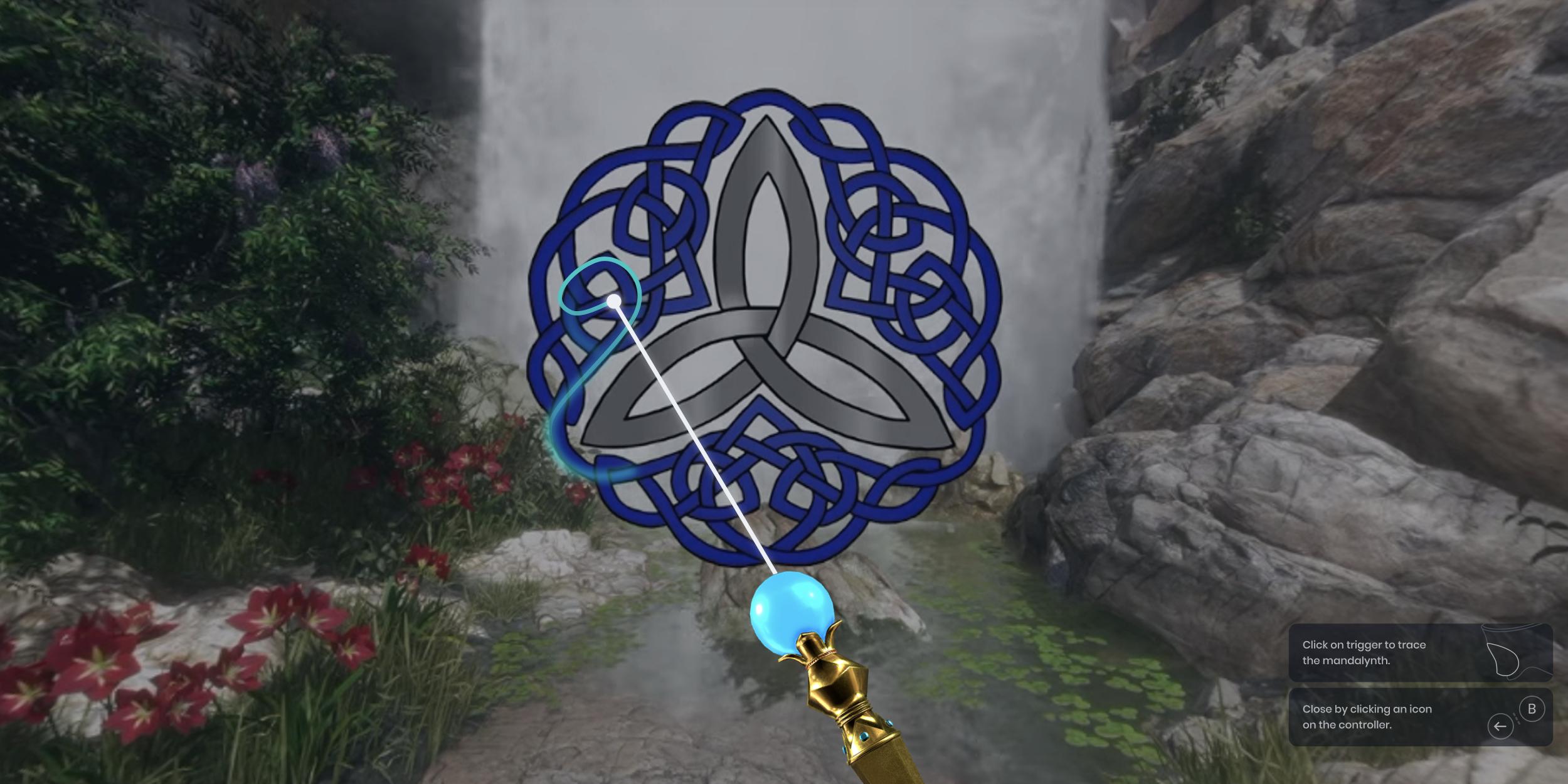 Mandalynth tracer